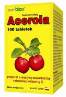 Acerola- 500mg w tabletce!