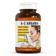 Olej Arganowy A-Z ARGANIA kapsułki