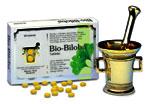 Bio-Biloba na zawroty głowy, dzwonienie w uszach i zimne dłonie