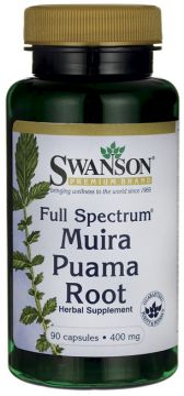 Full Spectrum Muira Puama - Swanson