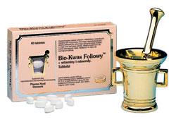 Bio-Kwas Foliowy + witaminy i minerały<br>Dla przyszłych mam :)