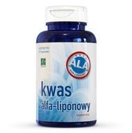Kwas Alfa-Liponowy - uniwersalny antyutleniacz