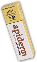 APIDERM -10 % balsam propolisowy
