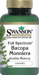 Bacopa Monniera- Swanson- myślenie ma przyszłość!
