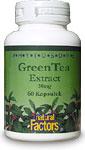 GreenTea Extract (zielona herbata)