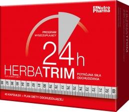 Herbatrim - 24 godzinny program wyszczuplający