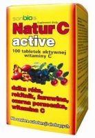 Natur C Active - naturalna witamina C lewoskrętna