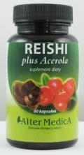 Reishi ( Ganoderma lucidum ) + acerola